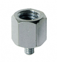 Converter Nut for Quick-Change Roloc Type Backing Pads for use with Angle Grinders. (00Y25)